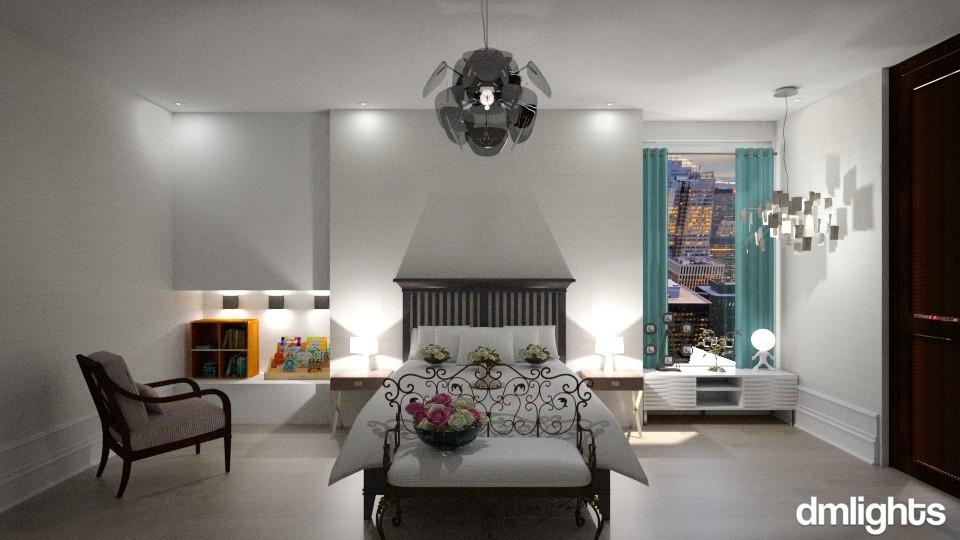 wood wedding - Bedroom - by DMLights-user-1347177