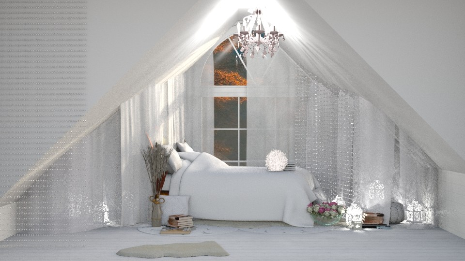 fofa - Bedroom - by soralobo