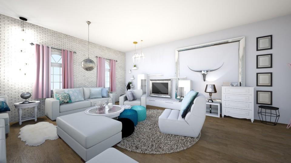 Biel - Living room - by sosna