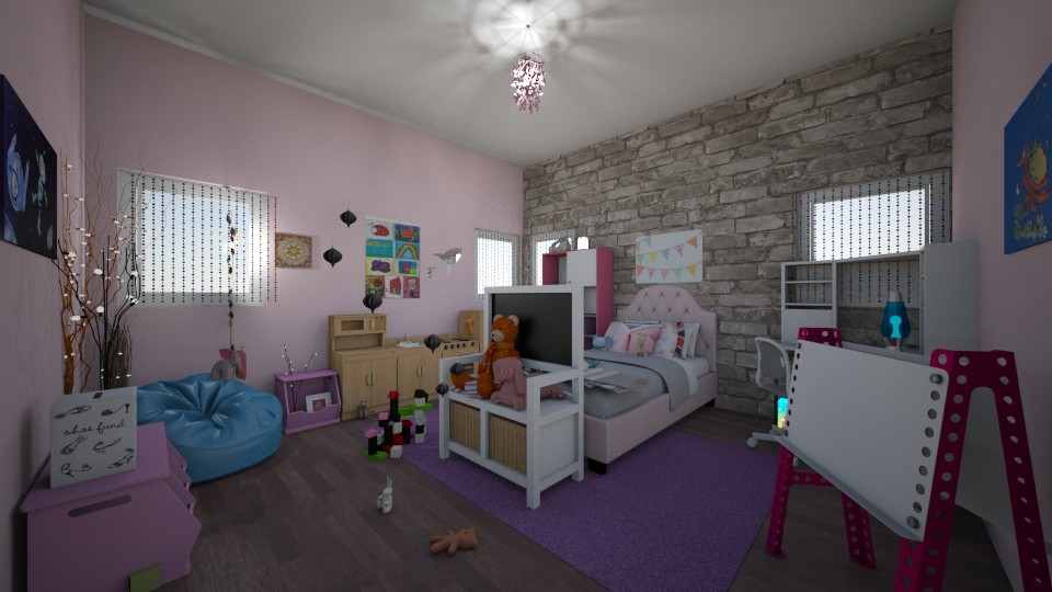 haho - Kids room - by roomlife4