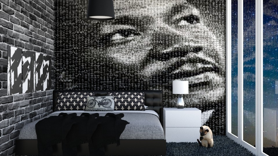 I Have A Dream - Modern - Bedroom - by bgref
