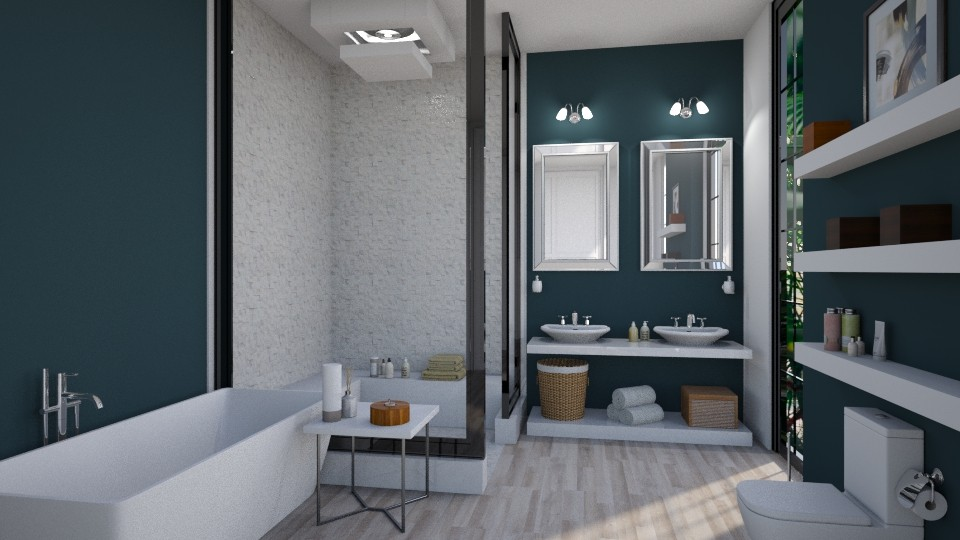 McB - Modern - Bathroom - by Amorum X