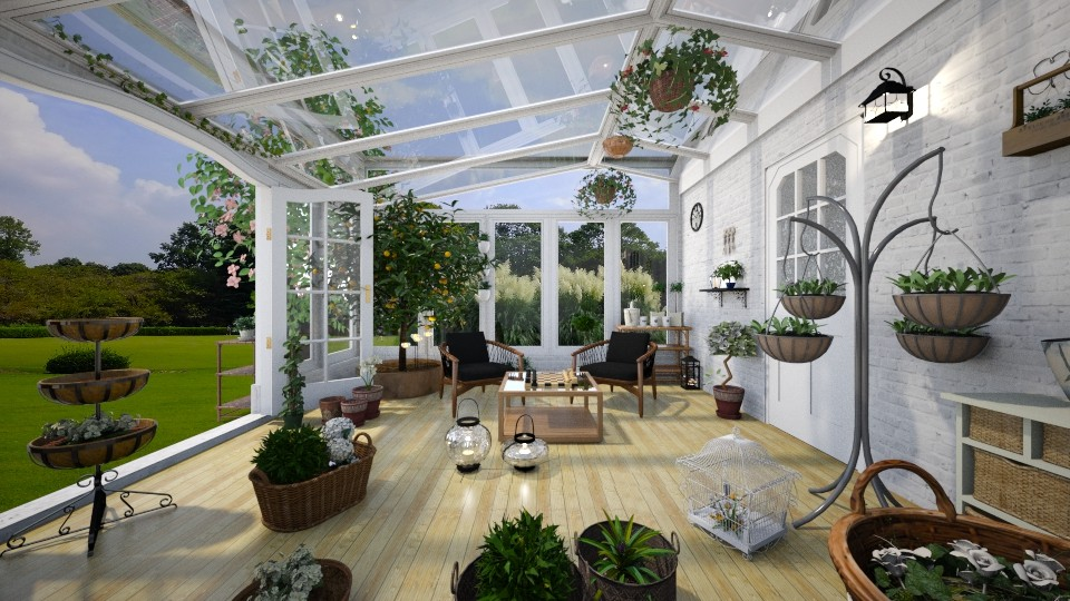 Conservatory1 - by ArtHousedeco