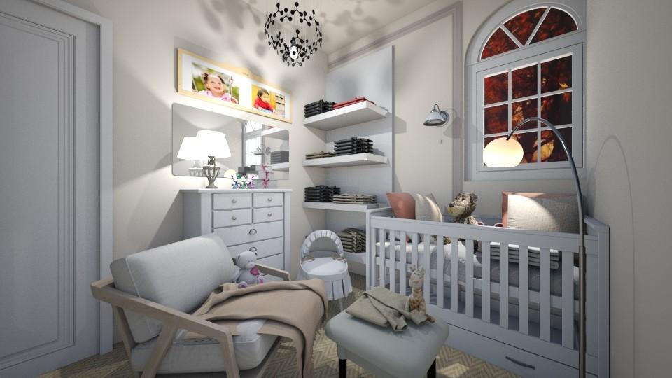 Baby  - Kids room - by Nicol2601