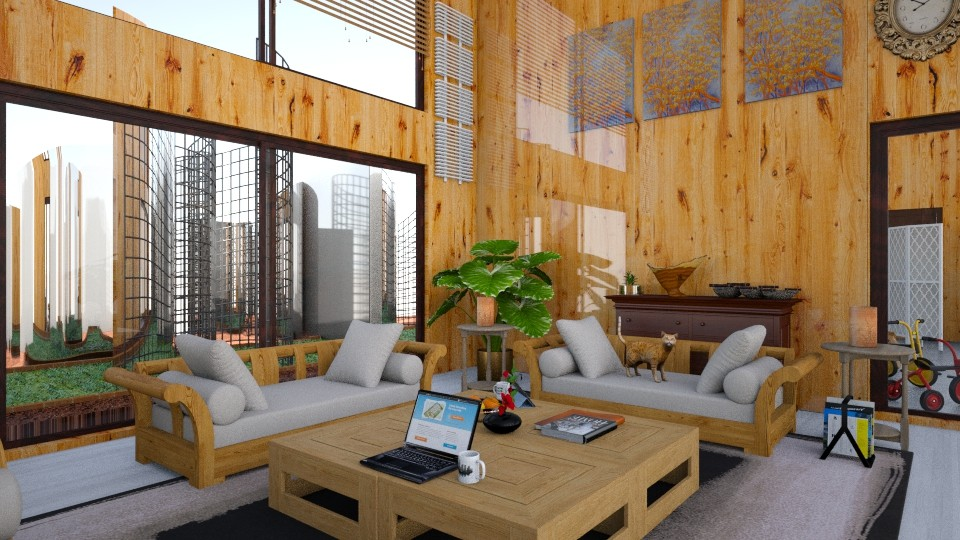 Room3 - Modern - by popovicso