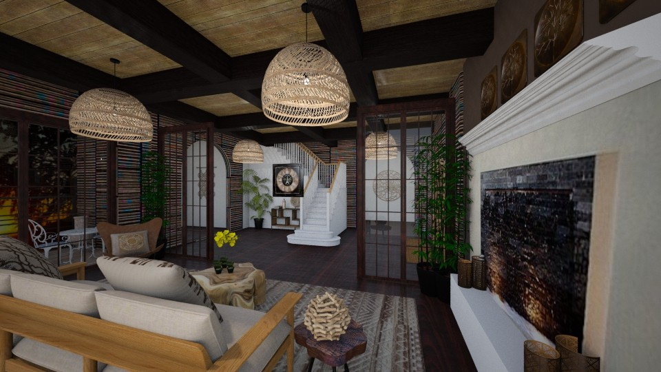 my style livingroom - Classic - Living room - by kla