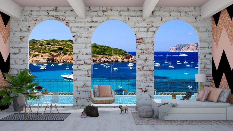Ibiza hotel - by bgref