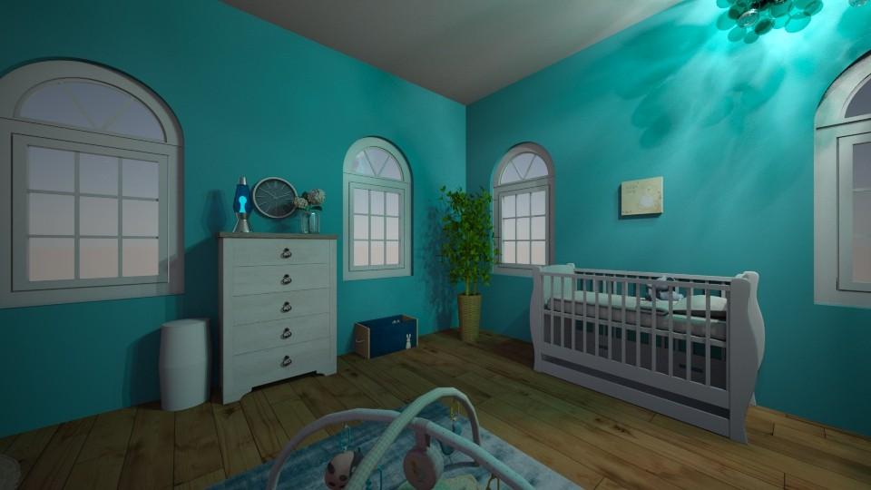b - Kids room - by MiracleGonz