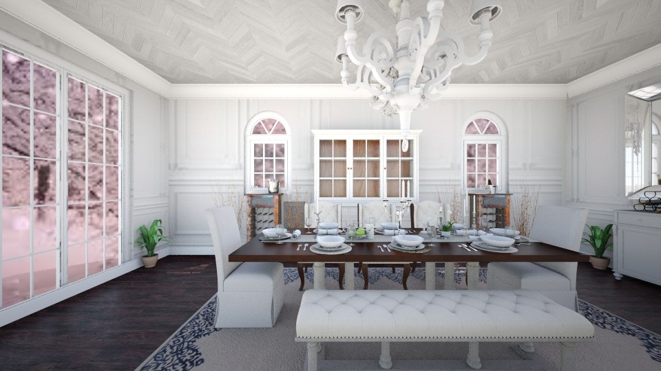 dining room  - Dining room - by fernadia3