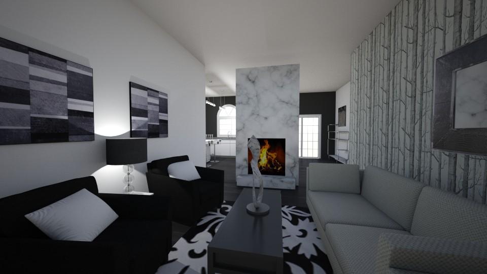 Living room 4 - Living room - by brontevankesteren