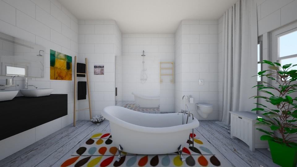 kk - Bathroom - by karla997