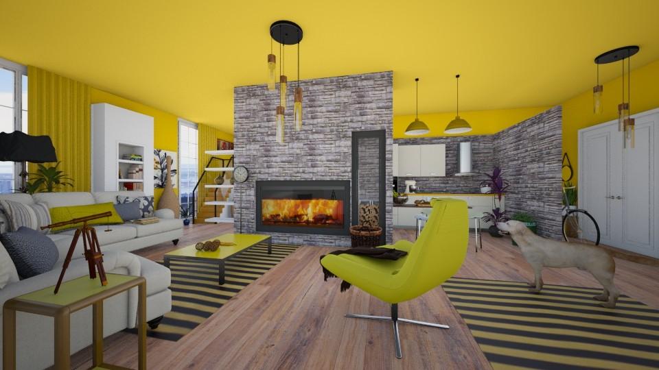 sweatnes - Modern - Living room - by lamzoi