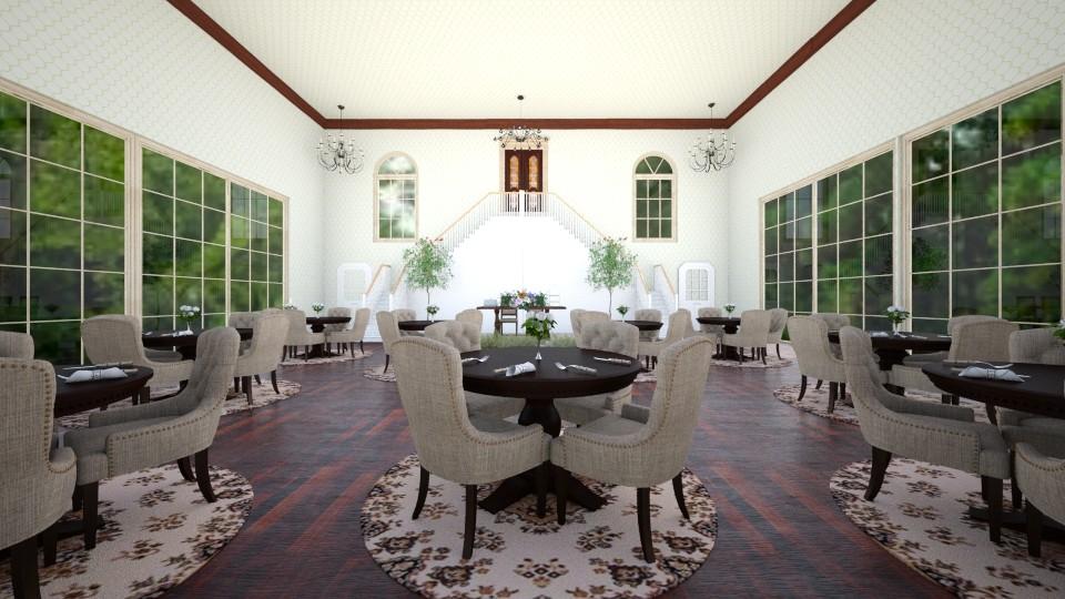banquet hall - by sue___mu