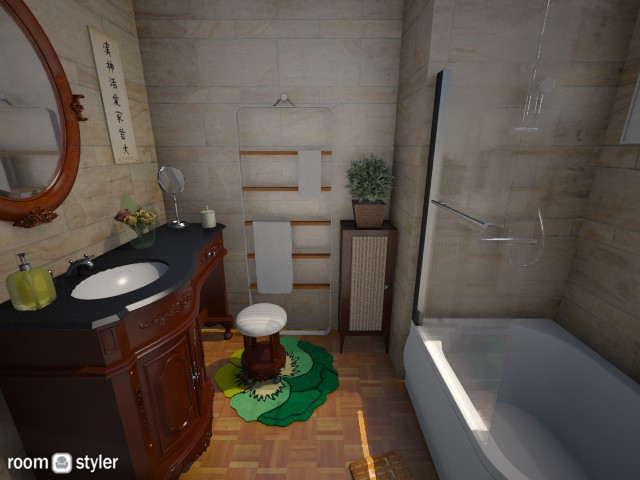 condo 2 - Bathroom - by sally89