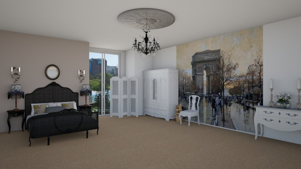 Room 8 - Bedroom - by Tiffany Y