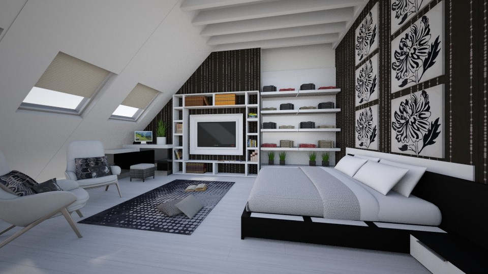 76jhb - Bedroom - by Dorrit