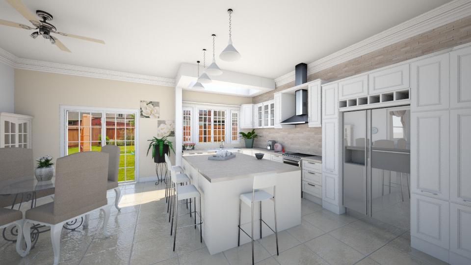 kitchen - Kitchen - by tiffmonaee