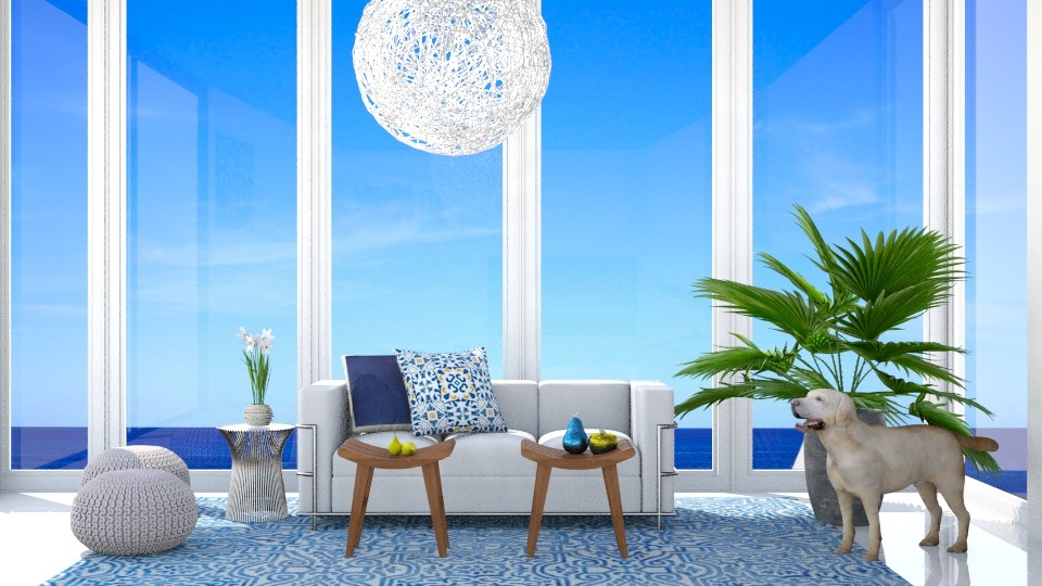Almost Ready For Summer - Modern - Living room - by bgref
