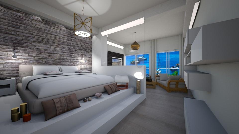 hotel in ibiza - Bedroom - by renowkas78