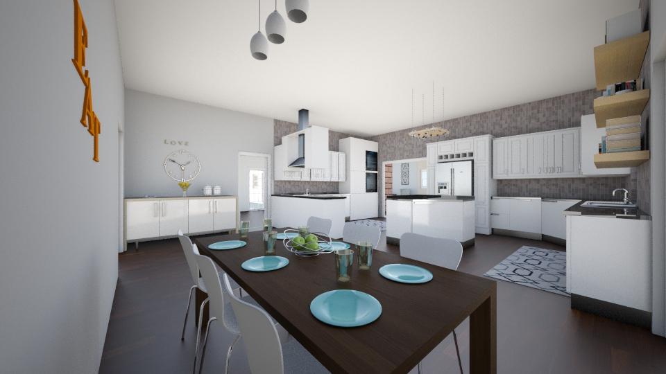 kitchen - Kitchen - by mbickel
