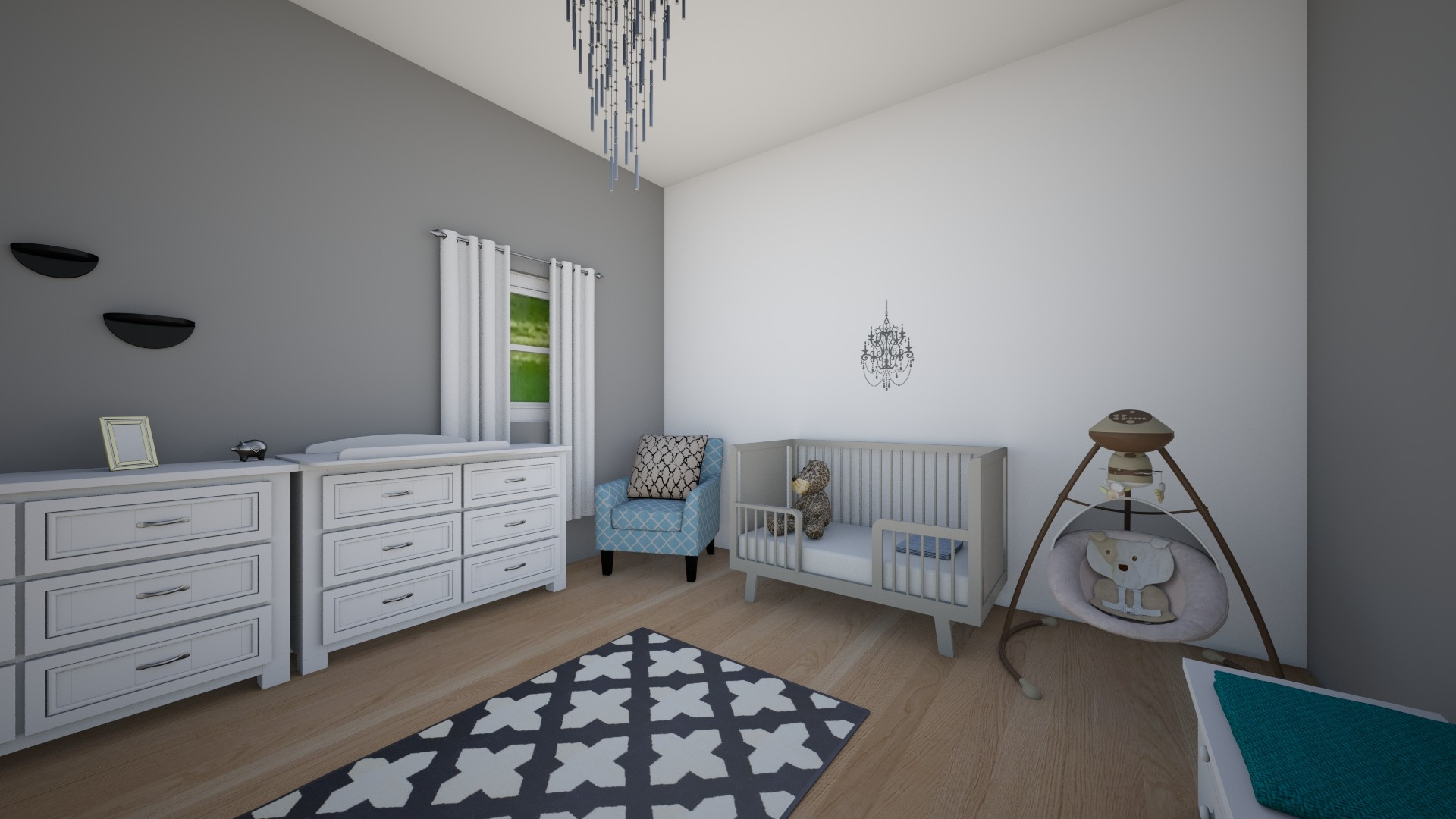 Nursery - Kids room - by Khyra