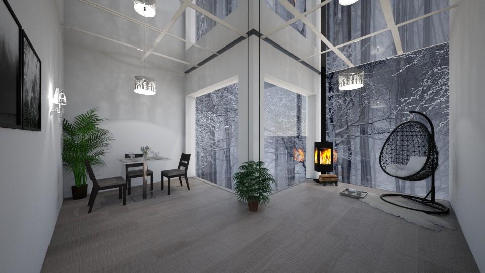 glassy winter - by libra23