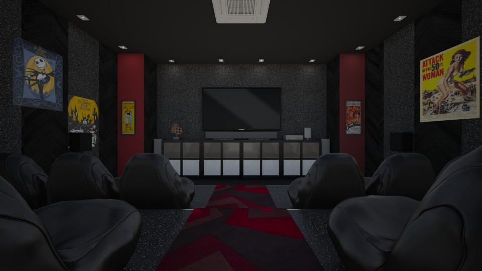 Home Cinema - by June Thomas