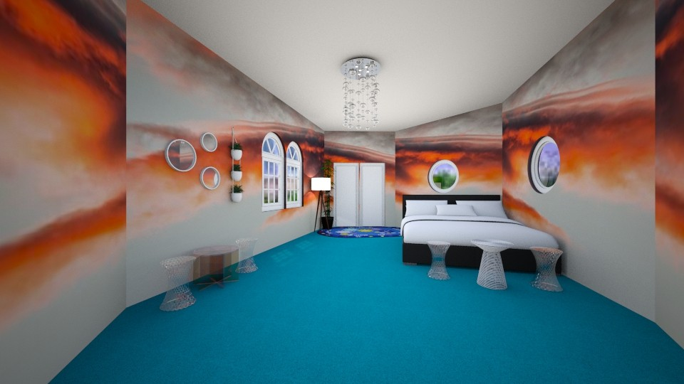 Modern Bedroom - Bedroom - by Anna Weyer