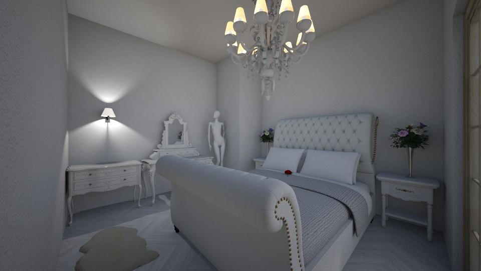 biedermeier dream - Bedroom - by princessofpuppets