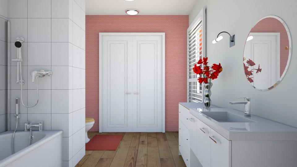 Guest Bathroom - Bathroom - by Abby Timmons