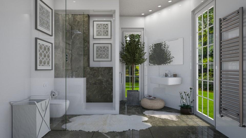 Bathroom_5 - Bathroom - by AmbianceG