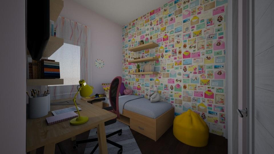 jana soba 3 - by Crazydazy