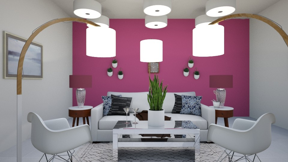 Inspire - Living room - by Yate