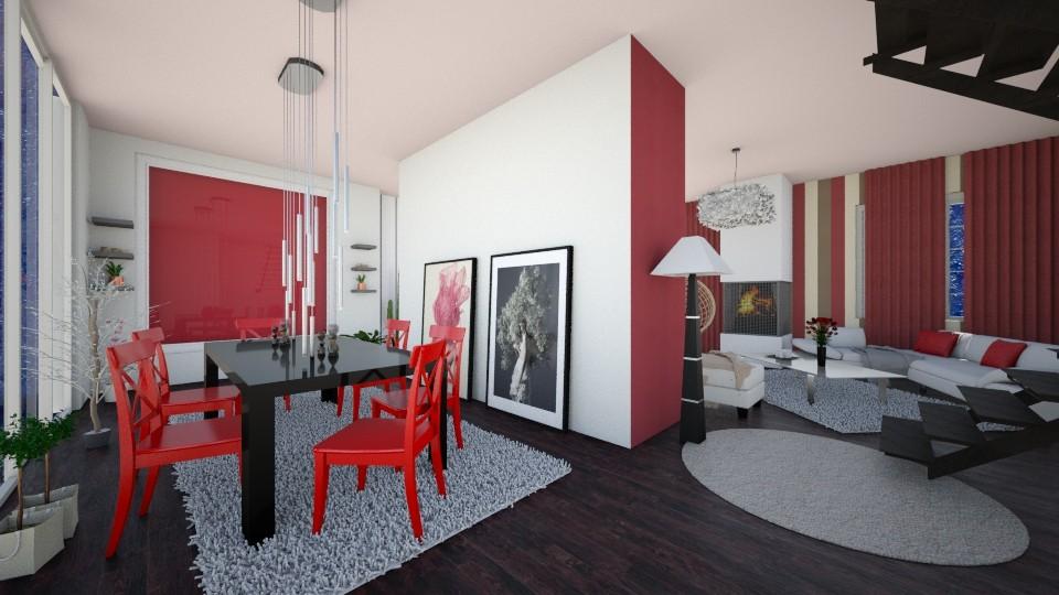 Elegant - Modern - Living room - by lamzoi
