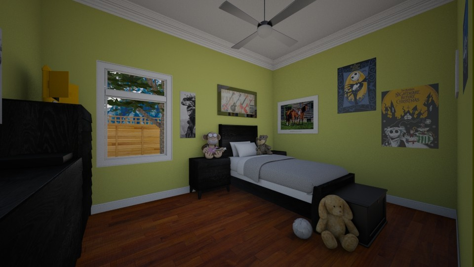 bedroom3 - by MasterDarkstone