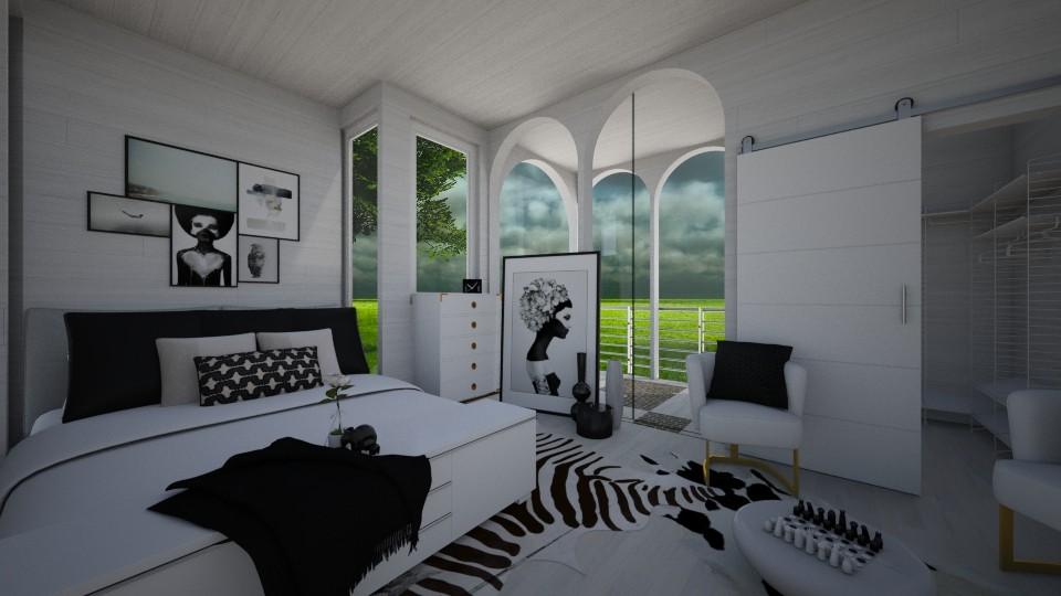 Quiet Bedroom - by LooseThreads
