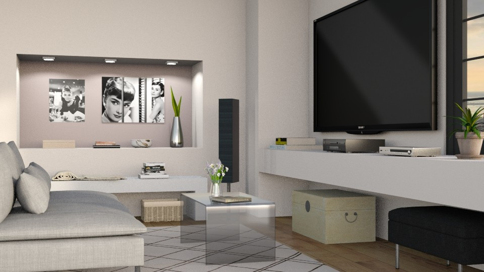 Cinema at Home - by Sally Simpson