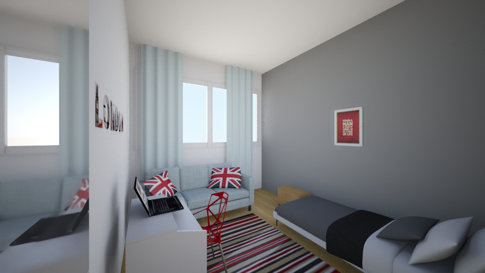 aaaa - Bedroom - by suzana_beovi