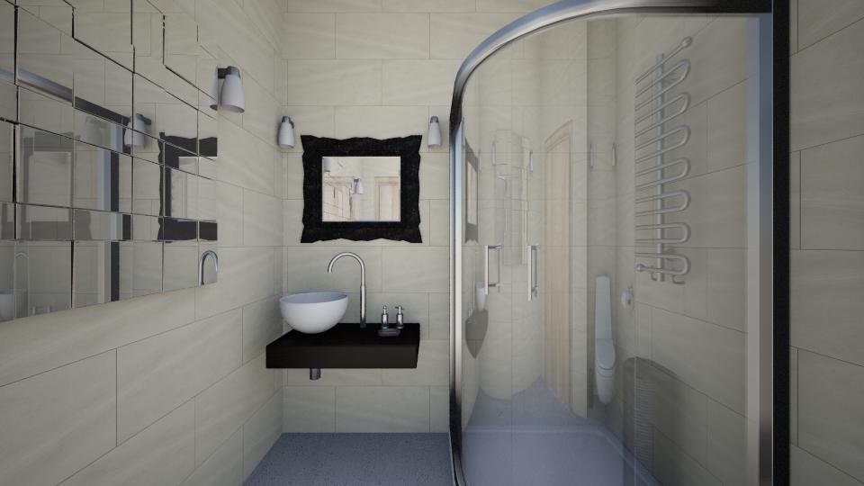 bathroom01 - Modern - Bathroom - by kristinahrvoic
