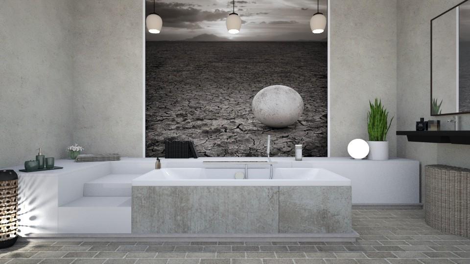 Bath - Bathroom - by KimAlys