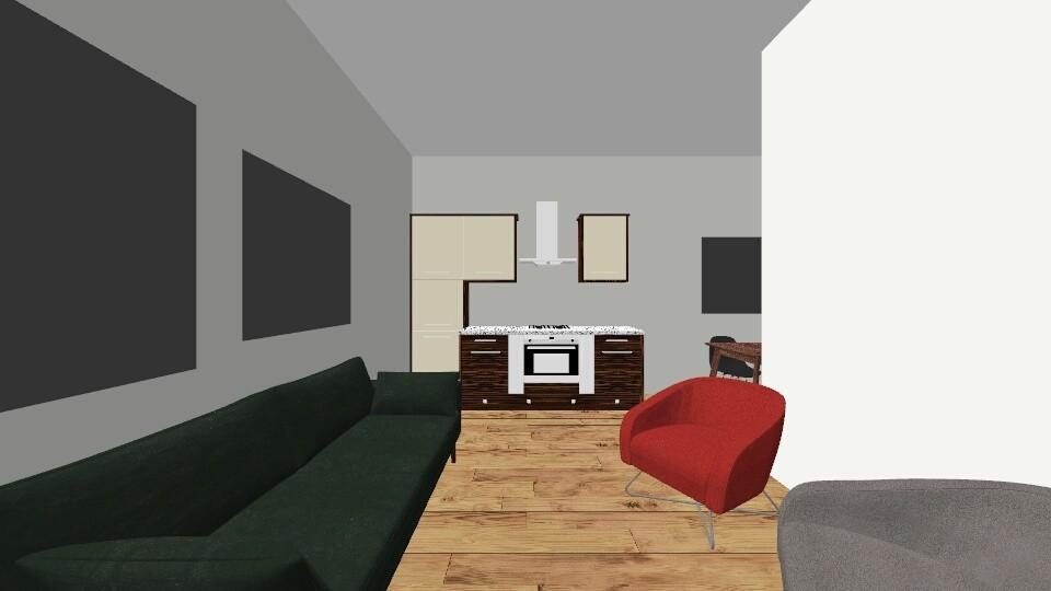 Puki kuca 3 - Modern - Living room - by VesnaSna
