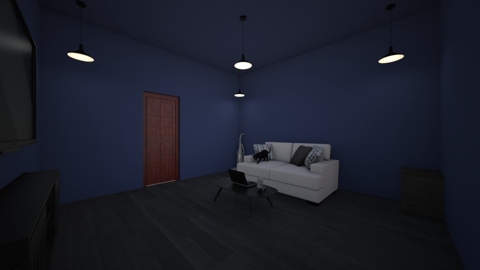 Living room - Living room - by Boss Cat Number 1