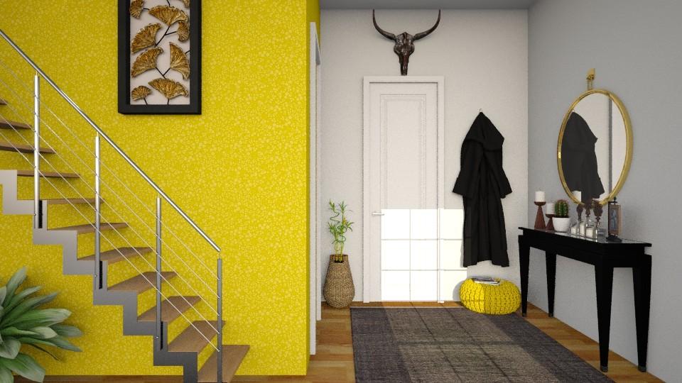 Hall - by DeborahArmelin