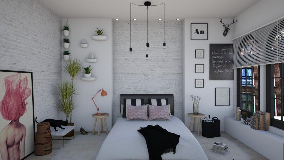 Inspired5 - Bedroom - by beafreitasb