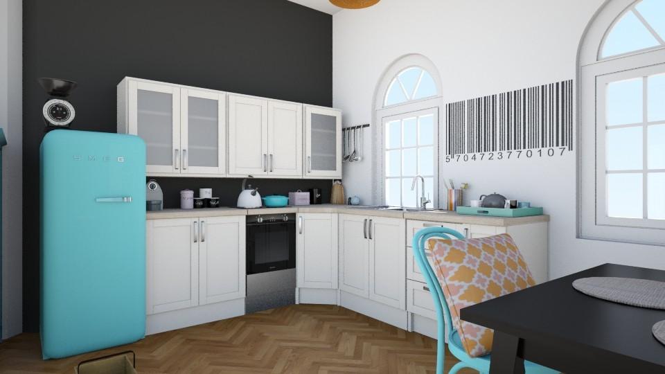 4 kitchen - Kitchen - by hipisiu