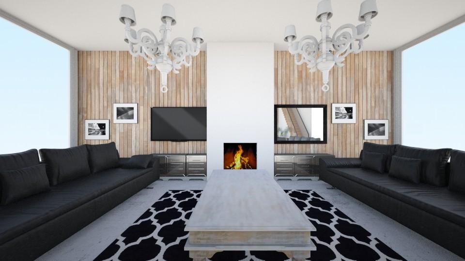 lovely apartment - by Hannah Van Schaik
