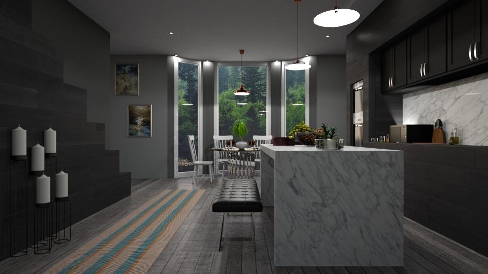 Dolores co - Kitchen - by Amorum X