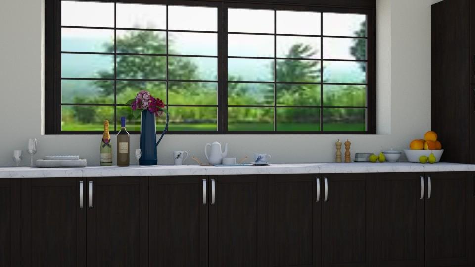 Kitchen - Modern - Kitchen - by stephendesign