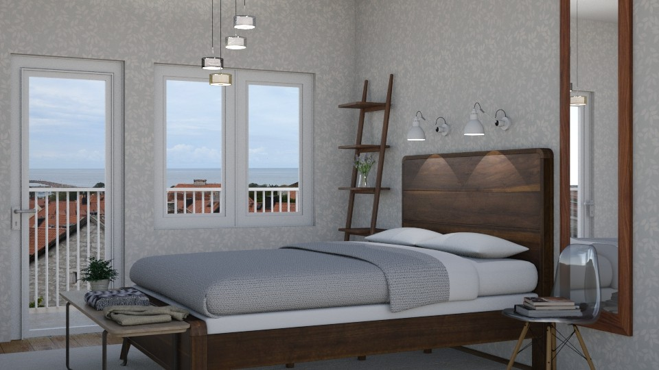 Visby Bedroom - by agnesk