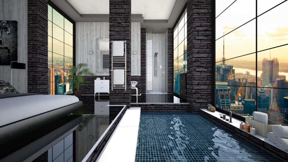 Bath - by Nufra